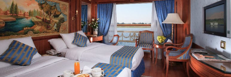 St. George Luxury Nile Cruise