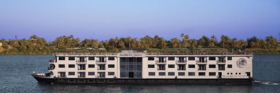 Star Goddess Luxury Nile Cruise