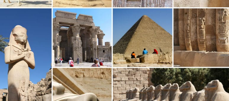 Travel to Egypt and Jordan and discover all the history of these 2 countries