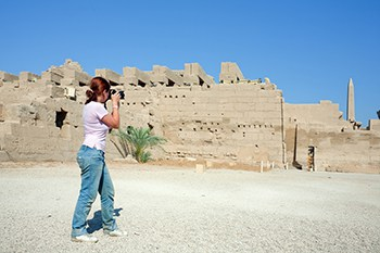 Private Tour in Karnak Temple