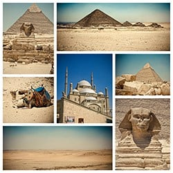 Ancient Egyptian Treasures in Giza and Old Cairo. Uncover the secrets of Giza and Luxor in a luxury private tour.