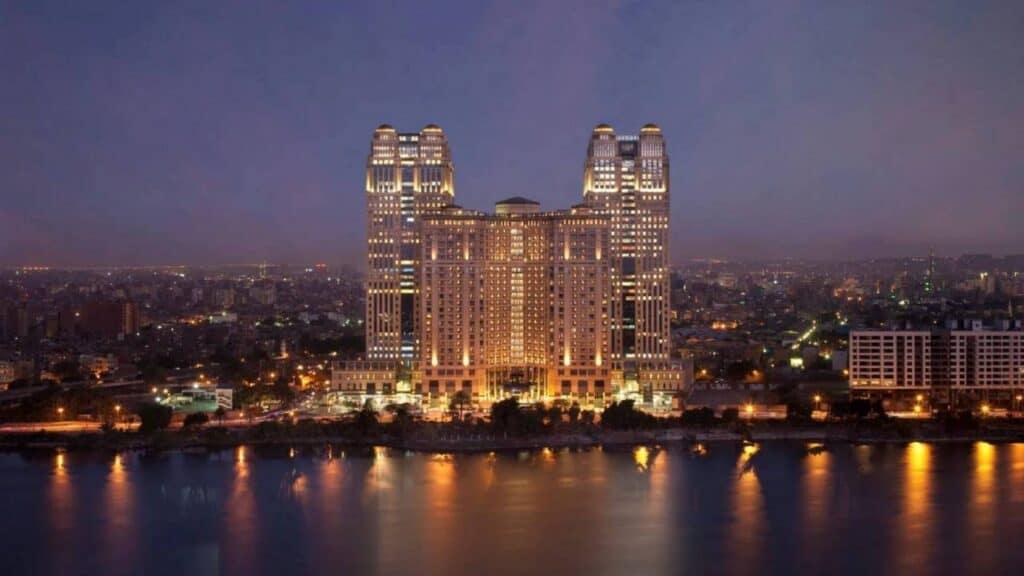 Fairmont Nile City, Egypt