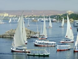 A private Fleucca ride in Aswan is not to be missed while traveling to Egypt
