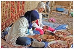 Local market in Fes, Morocco