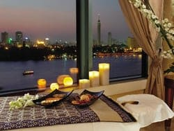 Four Season Nile Plaza, one of top hotels in Cairo