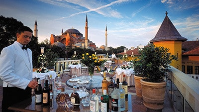 Four Seasons Istanbul Turkey