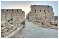 Visit Karnak temple in Luxor day tour