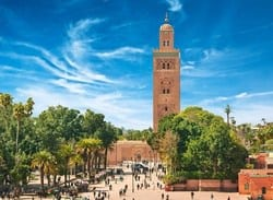 The Koutoubia Mosque or Kutubiyya Mosque is the largest mosque in Marrakesh, Morocco