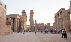 Visit Luxor temple in Luxor day tour