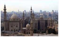 Explore the history of Old Cairo in a luxury tour