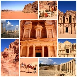 Jordan Ancient History at Petra
