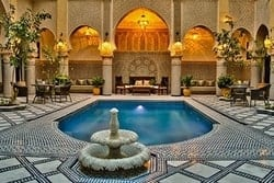 Riad Slam was built at the beginning of 20th century and was recently restored by craftsmen who managed to recapture the glory of its jaw-dropping interiors Riad Salam Fes is conveniently located next to Batha square as well as other historical sites of Fez city