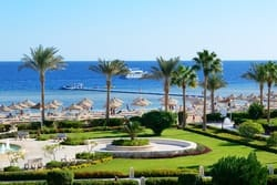 Sharm El Sheikh by the Red Sea, Egypt