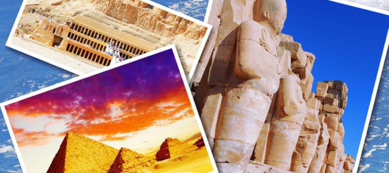 Old Cairo, the Great Pyramids, and Queen Hatshepsut Temple