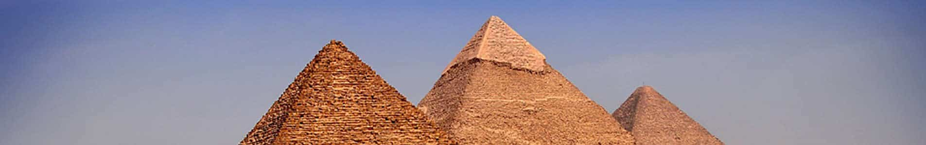 The Great Pyramids of Egypt - Giza