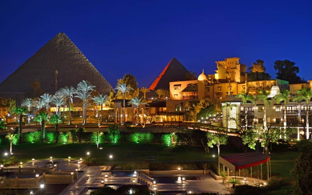 In The Footsteps of Legends | Top Egypt's Historic Hotels