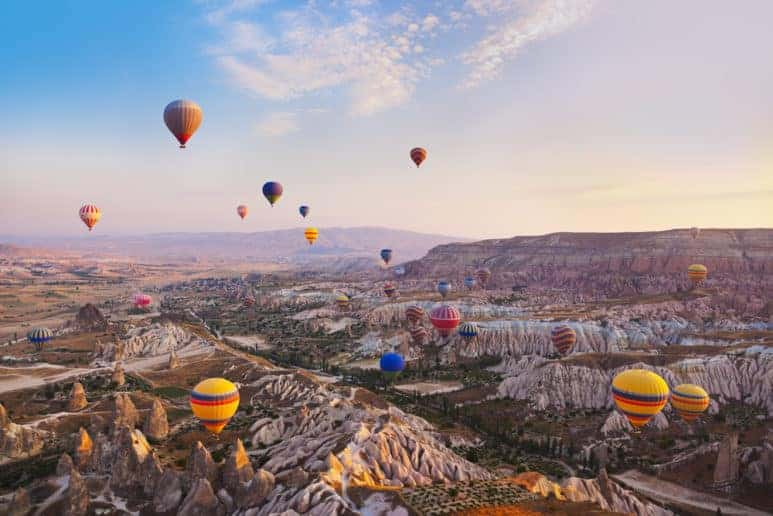 Turkey- Where Different Worlds Meet  | Turkey Travel Guide