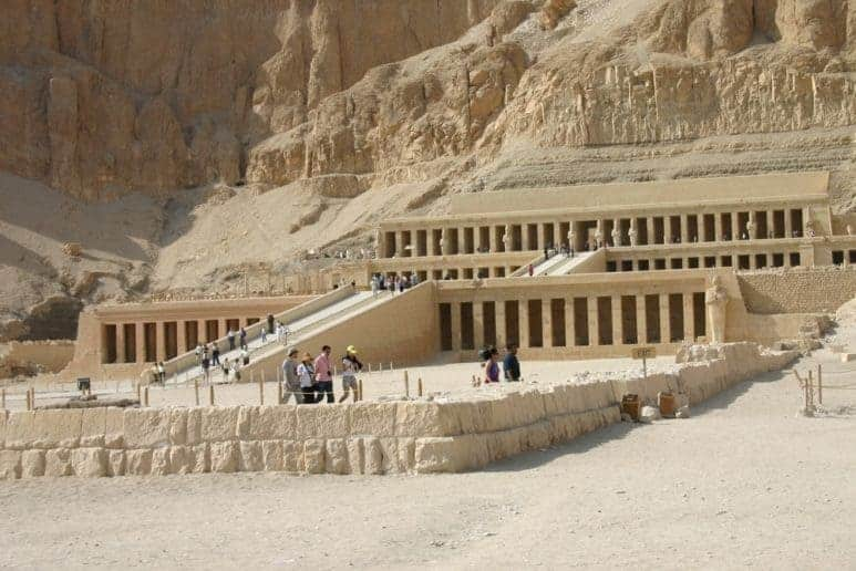 Queen Hatshepsut was one of the most famous women who changed the history of Egypt