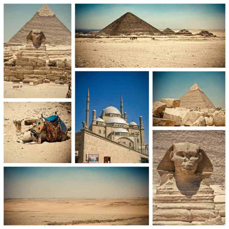 Giza, Sakarra, and Memphis Monuments