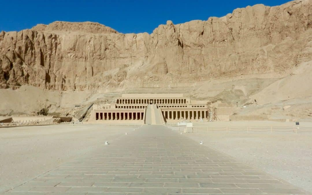 The West Bank of Luxor: Exploring the City of the Dead