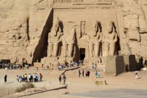 The Magic of Abu Simbel Temple