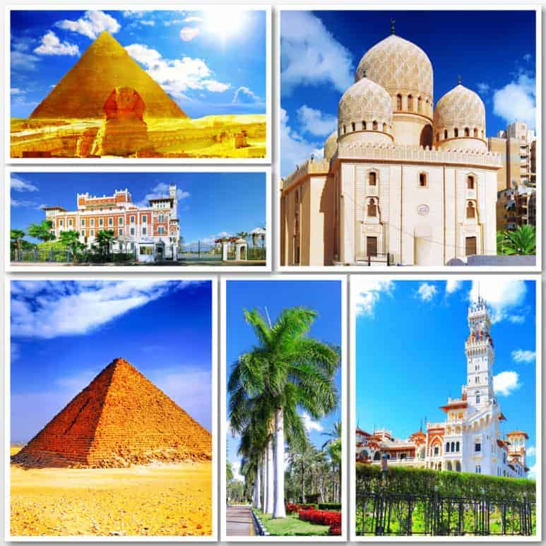 Best time to visit Egypt and enjoy its amazing pyramids and temples