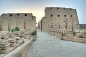 Immerse Yourself in the Complex of Karnak Temple