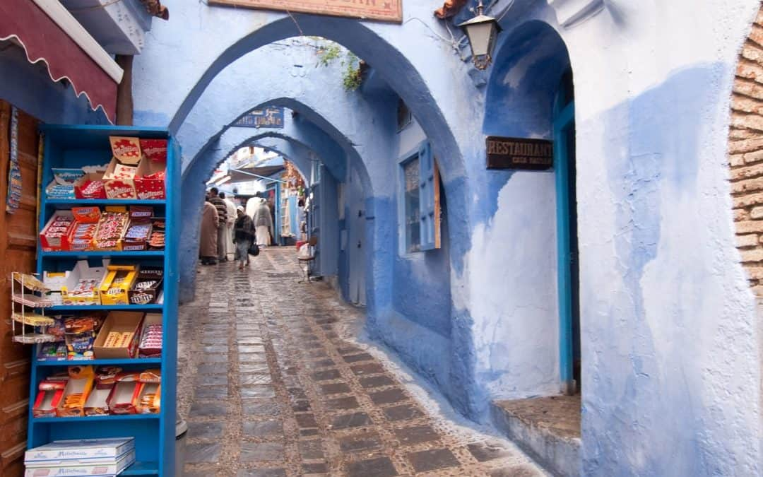 A Guide to the Blue Streets of Chefchaouen, Morocco
