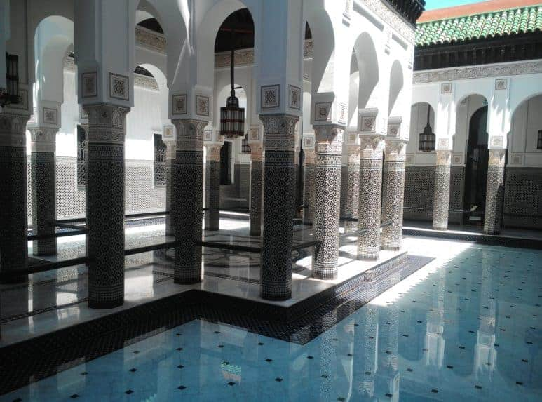 Madrasa in Marrakesh