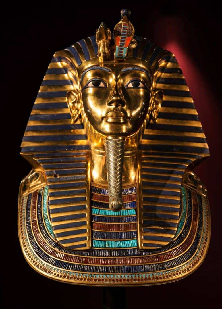 Golden Mask of King Tutankhamun