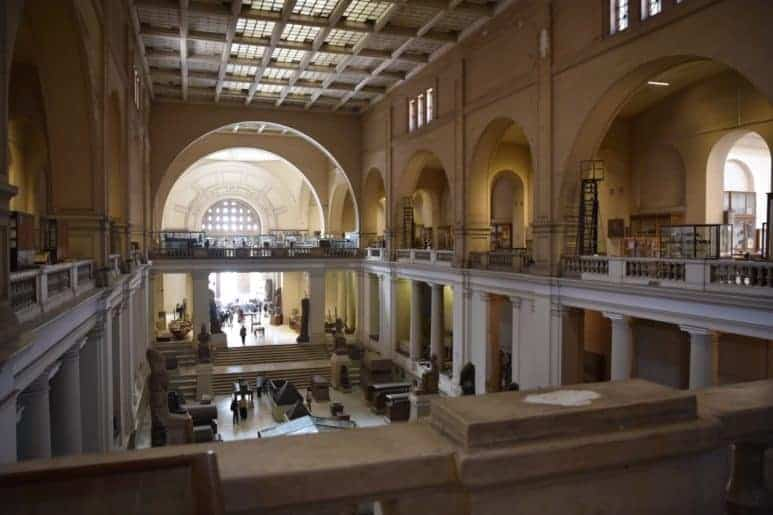 The Beauty of the Egyptian Museum