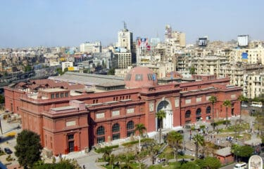 Hidden Stories of the Museum of Egyptian Antiquities in Tahrir Square, Cairo