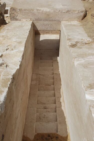 3,700 Year Old Pyramid Just Discovered in Egypt