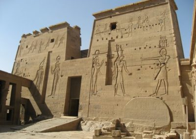 Phiale Temple in Aswan
