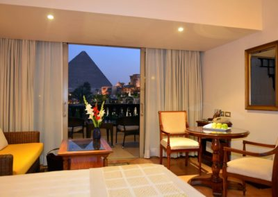The Mena House, one of top hotels in Cairo - Photo Credit Marriott Mena House