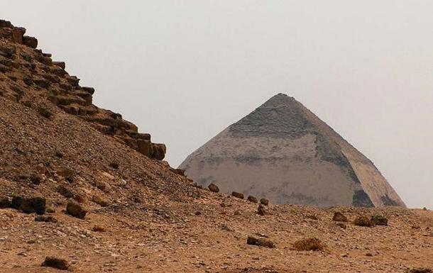 Old Pyramid in Egypt