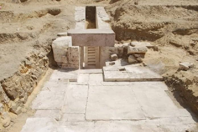 Old Pyramids was just discovered in Egypt