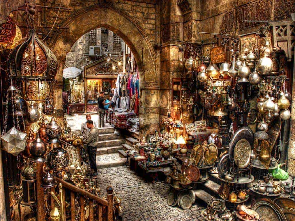 Khan el Khalili Bazaars Offers the Best Stuff
