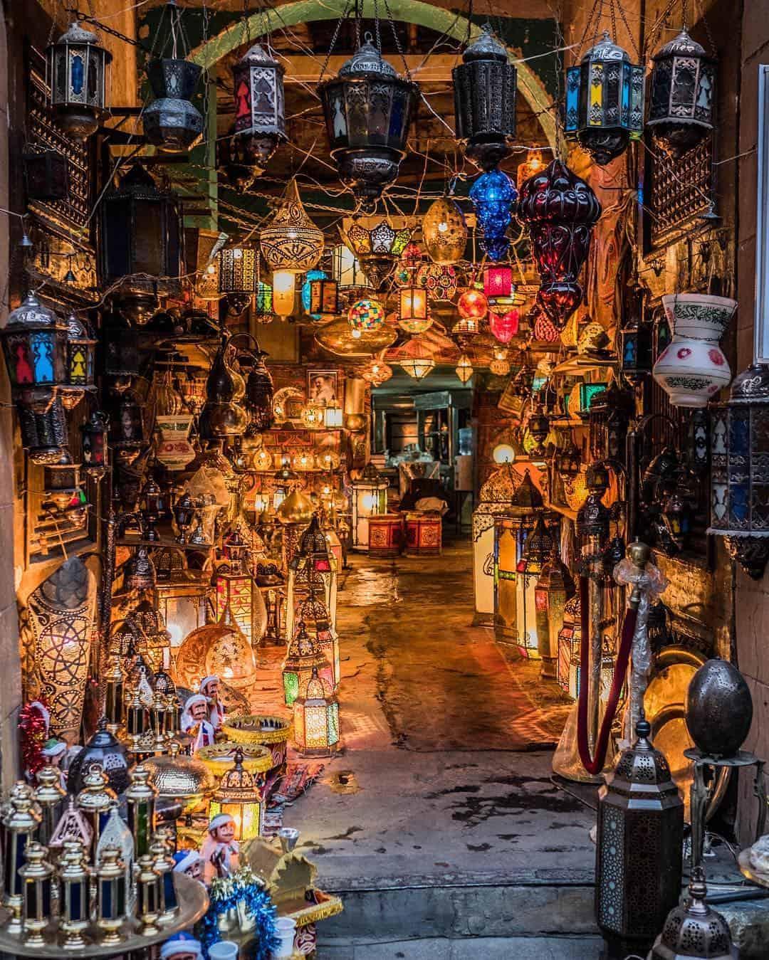Adventurous Shopping In Khan El Khalili, Egypt's Oldest Bazaar