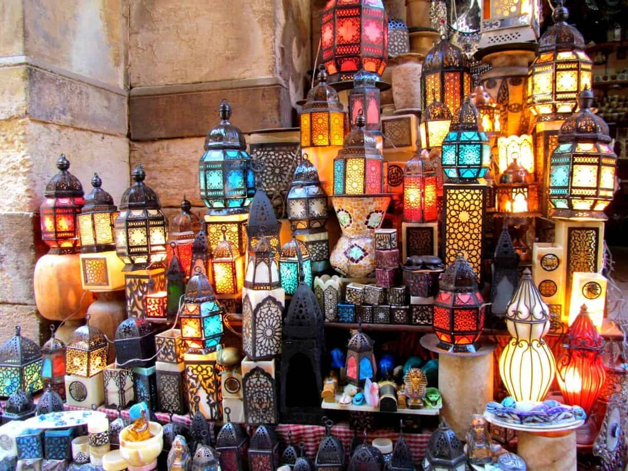The Treasures of Khan el Khalili
