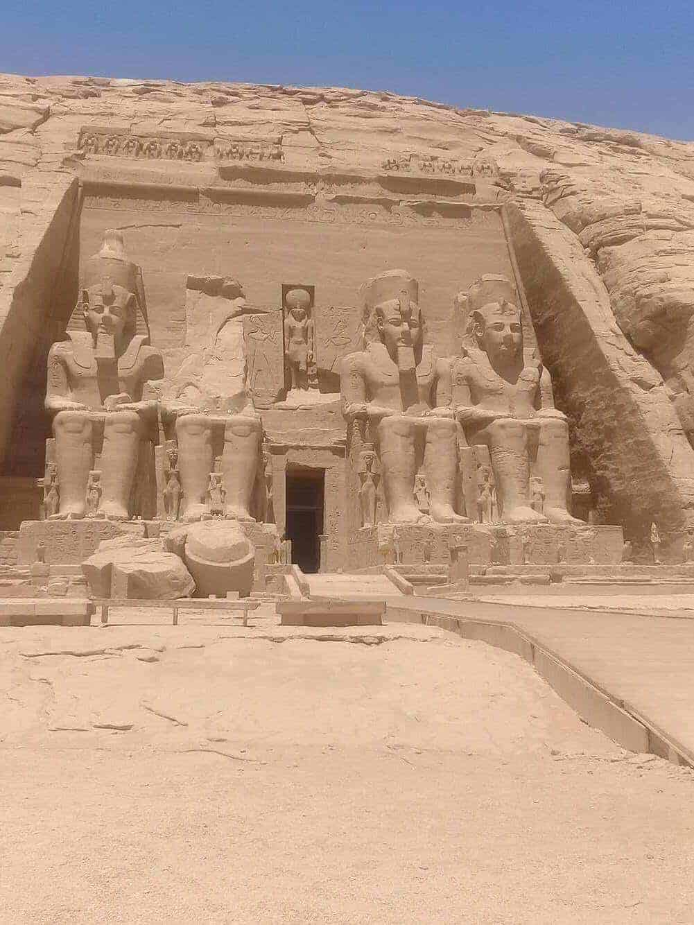The Amazing Abu Simbel Temple