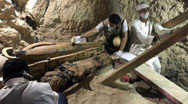 A 3,500-Year-Old Tomb Full of Mummies Has Just Been Discovered in Luxor, Egypt