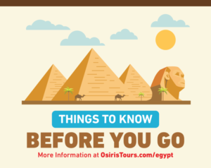 Things to know before you go to Egypt