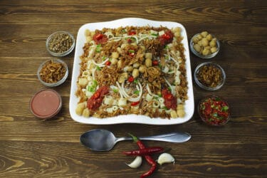 Taste of Egypt: Four Classic Dishes to Cook at Home