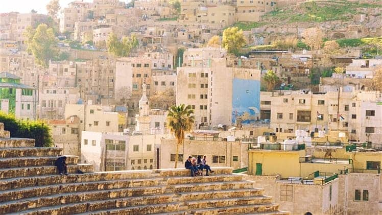 Amman , Jordan - Photo Credit Lonely Planet