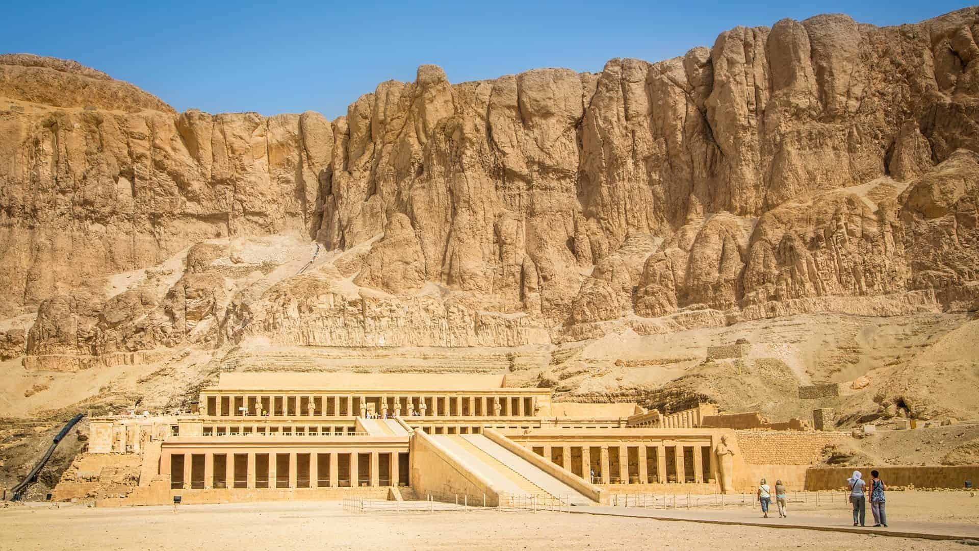 Guide to Luxor, Egypt
