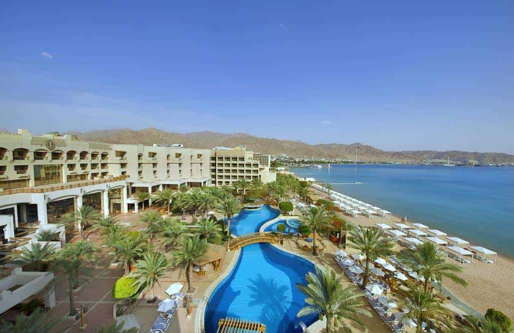 InterContinental Aqaba - Photo Credit: InterContinental Aqaba