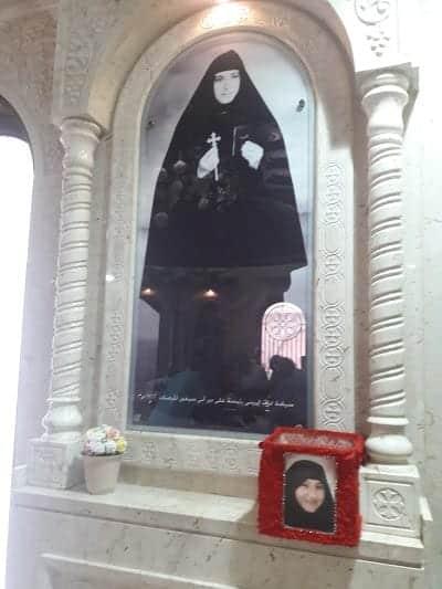 St. Mercurius Church, Al Kafour, Misr Al Qadimah