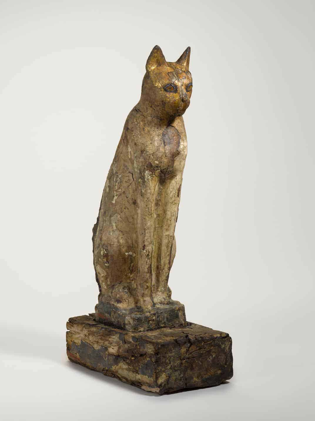 Goddess Bastet - Photo Credit: the Smithsonian Magazine