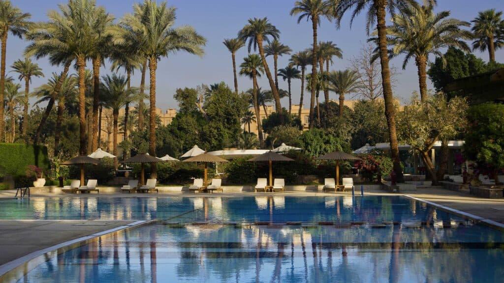 Sofitel Old Winter Palace Luxor Hotel